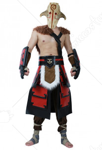 Dota2 Yurnero the Juggernaut Cosplay Costume