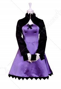 Darker than Black Yin Dress Cosplay Costume