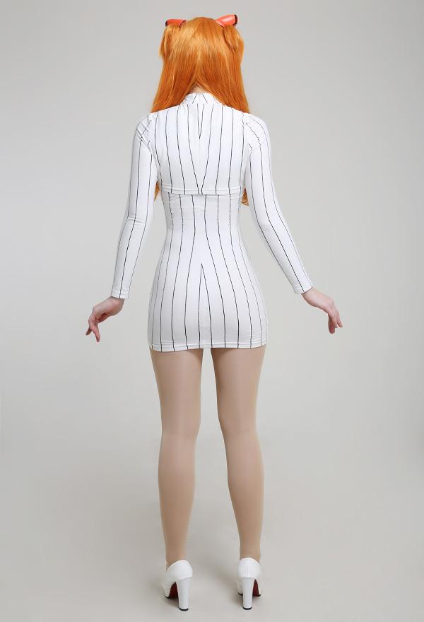 Neon Genesis Evangelion EVA Asuka Langley Soryu Pullover Cosplay Kostüm