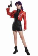 Neon Genesis Evangelion Katsuragi Misato Cosplay Costume