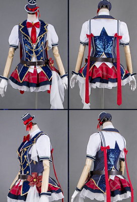 ICOS Egoist WWTF Guilty Crown Cosplay Costume