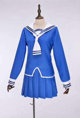 Fruits Basket Toru Honda Sailor Dress School Uniform Outfit Cosplay Costume