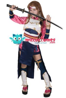 Fire Emblem Heroes Hana Cosplay Costume