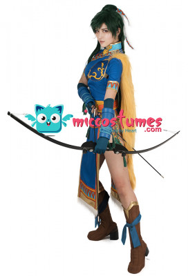 Fire Emblem Heroes Lyn Cosplay Costume