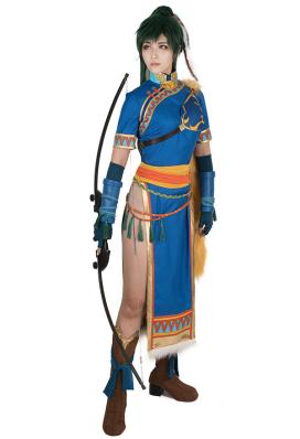 Fire Emblem Heroes Lyn Cosplay Costume