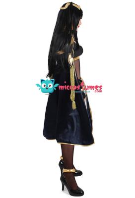 Fire Emblem Awakening Tharja Cosplay Costume
