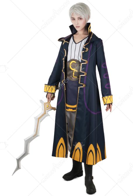 Fire Emblem Awakening Robin Cosplay Costume Fans who played fire emblem: fire emblem awakening robin cosplay costume