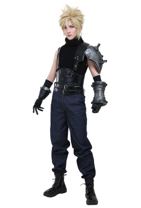 New Final Fantasy VII Remake Cloud Strife Cosplay Costume