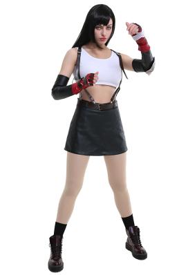 Neue Final Fantasy VII FF7Remake女主角蒂法Tifa Lockhart 蒂法·洛克哈特cosplay角色扮演