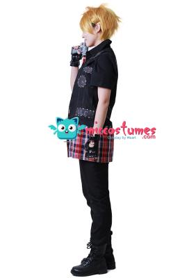 Final Fantasy XV Prompto Argentum Cosplay Costume