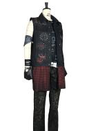 Final Fantasy XV Prompto Argentum Cosplay Costume Including Leather Bracelet