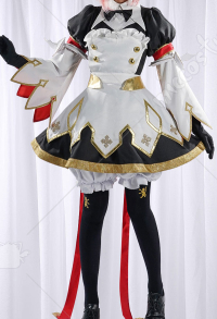 FGO Fate Grand Order Rider Astolfo Cosplay Costume Cute Maid Female Outfits