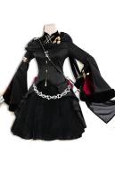 Delusion Fate/Grand Order FGO Lancer Ereshkigal Cosplay Dress