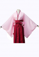 Fate/Grand Order Okita Souji Sakura Saber Cosplay Kimono