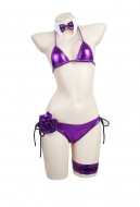 FGO Fate Grand Order Scathach Original Designed Cosplay Costume Bunny One-piece Swimsuit