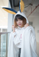 Fate/Grand Order FGO Nitocris Flannel Cloak Hooded Cape Cosplay Costume
