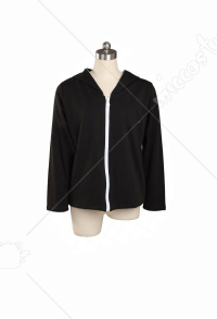 Fate/Grand Order FGO Altria Pendragon Black Saber Jacket Coat Cosplay Costume