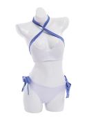 FGO Fate Grand Order Arutoria Pendoragon Swimsuit Bikini Cosplay Costume