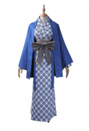 FATE FGO Tamamo no Mae 3rd Anniversary Kimono Robe Cosplay Costume
