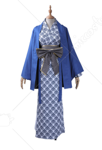 Fate Grand Order FGO Costume de Cosplay Tamamo no Mae 3 Année Anniversaire Version Robe Kimono