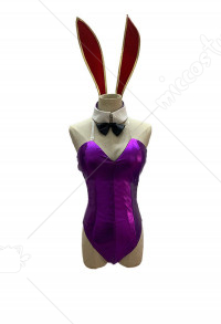 Fate Grand Order FGO Shuten Douji Bunny Girl Bodysuit Cosplay Costume