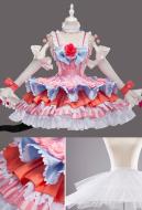 Fate Grand Order Cosplay Costume Lancer Elizabeth Báthory Dress