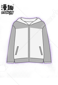 Manchy Fate/Grand Order Shielder Matthew Cosplay Costume Hoodie Coat