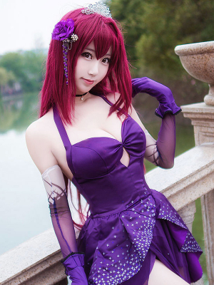 Miaowucos Fate/Grand Order 2nd Scáthach Cosplay Costume