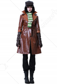 Fallout 4 Piper Wright Cosplay Costume