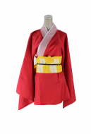 Gintama Kagura Original Version Cosplay Kimono Cosplay Costume