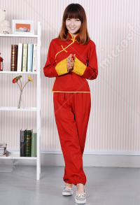Gintama Kagura Cosplay Suit Cosplay Costume