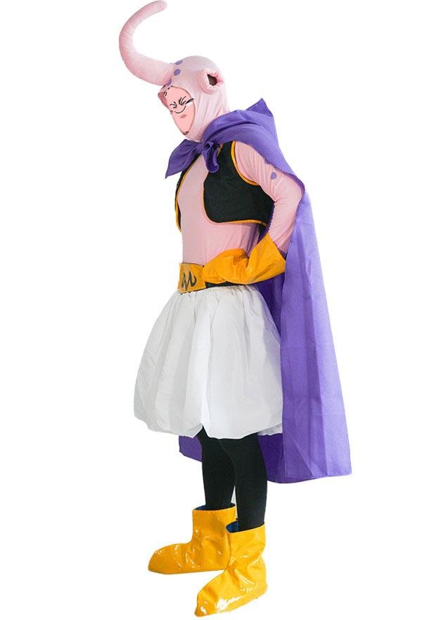 Dragon Ball Z dbz Majin Boo Cosplay Kostüm