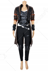 Super Heroine Gamora Costume Inspired by Guardian's of the Galaxy 2 (Not Including the Shoes) Make to Order