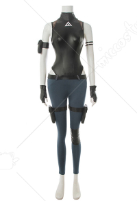Ghost in the Shell SAC Motoko Kusanagi Outfit Jumpsuit Cosplay Costume