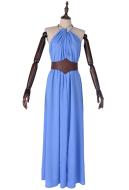 Game of thrones GOT Missandei Cosplay Dress Costume
