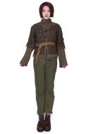 [Free US Economy Shipping] Exclusive Game of Thrones Arya Stark Handmade Cosplay Costume