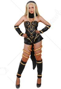 Gravity Rush Kat Cosplay Costume