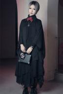 Exclusive Rin Hoshizora Coat Japanese Style Gothic Sun Protection Coat