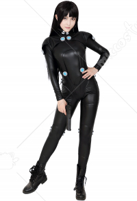 GANTZ Cosplay Costume Jumpsuit Bodysuit for Women