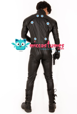 GANTZ Cosplay Costume Jumpsuit for Men