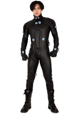 GANTZ Cosplay Costume Jumpsuit for Men