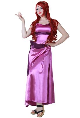 Hercules Princess Megara Cosplay Dress Costume