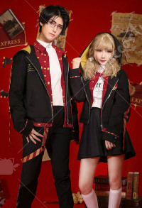 Harry Potter Gryffindor Suit Hermione Costume Daily Suit For Men And Women