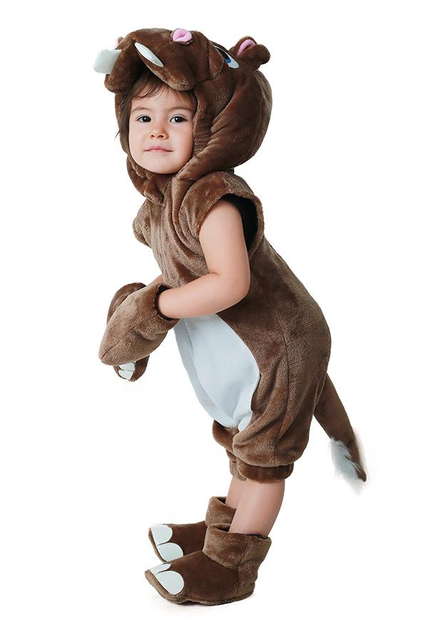 Hippo Kostüme für Kinder Halloween Kostüm Tier Maskottchen