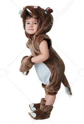 sc 1 st  Miccostumes.com & Hippo Costumes for Kids Halloween Costume Animal Mascot