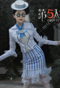 Identity V Marta Betanfeld Harriet Craig Full Set Cosplay Costume