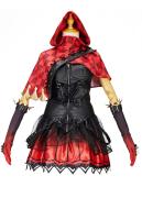 Identity V Tracy Reznik Red Riding Hood Full Set Cosplay Costume
