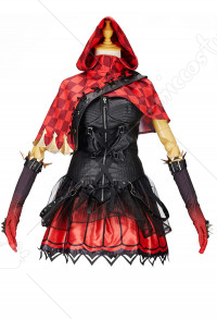Identity V Tracy Reznik Red Riding Hood Full Set Cosplay Costume