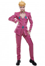 JoJos Bizarre Adventure Golden Wind Costume de Cosplay Giorno Giovanna