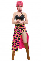JoJos Golden Wind Trish Una Cosplay Costume